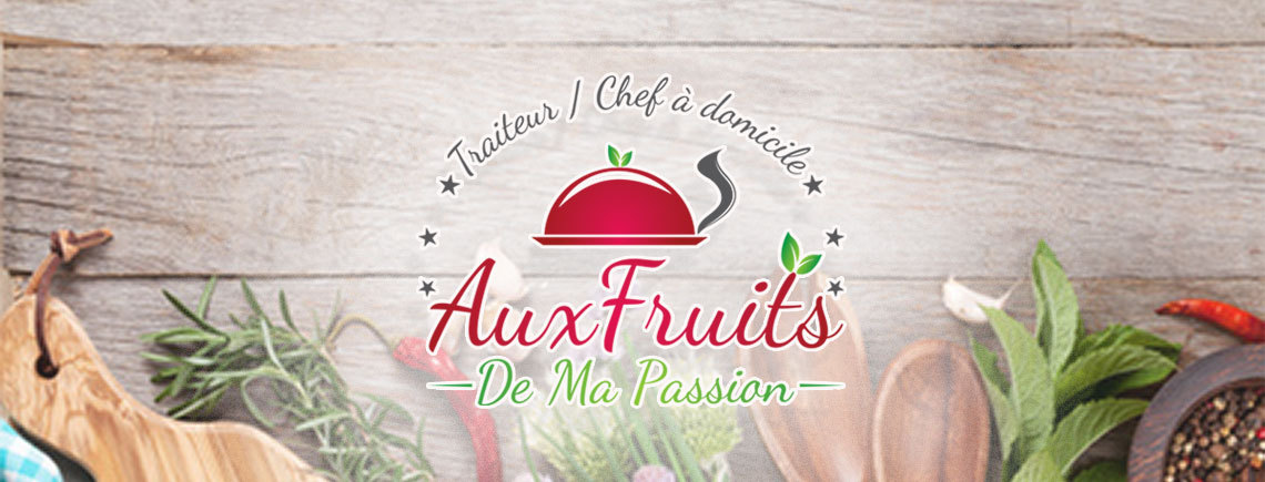 Menu de printemps - Aux fruits de ma passion