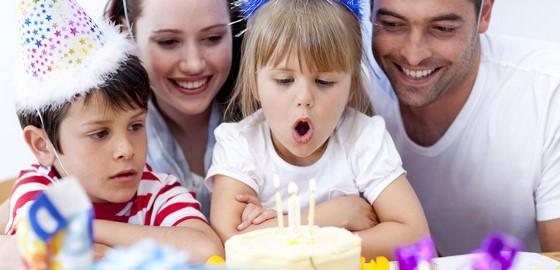 Traiteur pour anniversaire