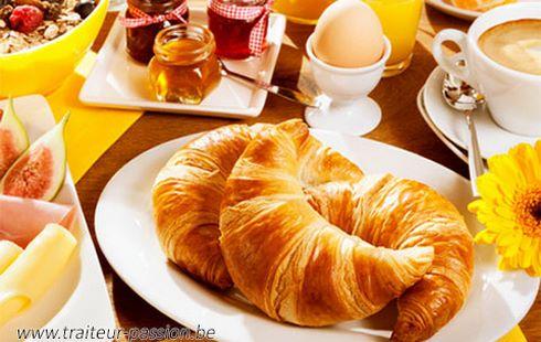 Petit-déjeuner traiteur
