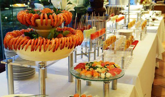 """Traiteur buffet froid """"Gourmand"""""""