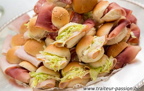 Traiteur sandwich - Sandwichs traiteur