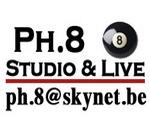 PH 8 - Logo
