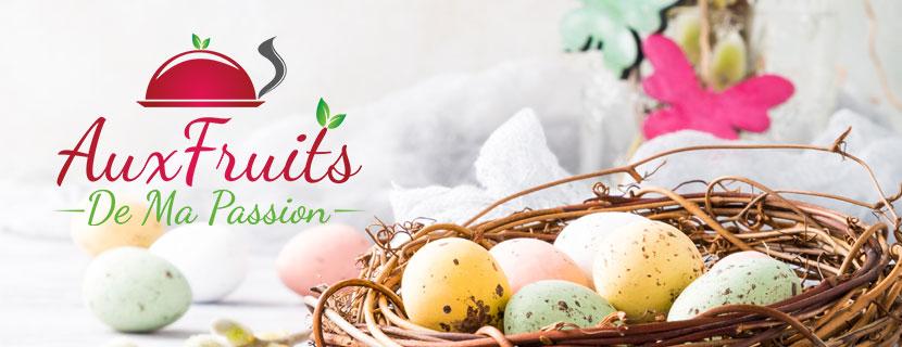 Menu traiteur Spécial Pâques